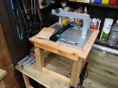 DIY Jigsaw Table Blade Guide for Wolfcraft Tables