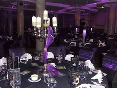 Masquerade themed event at The Palace Hotel Manchester