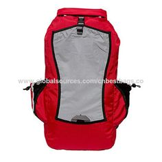 56dcead1c966cb tarpaulin fabric dry backpack with padded straps. Quanzhou Best Bags ...
