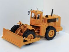 ANNOUNCEMENT! Caterpillar 834B [CypModels 1:50]