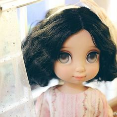 snow white custom disney animator collection doll