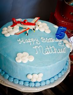 Collection of Airplane Cake Pictures