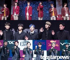 [HDthema] 近期回归的男偶像组合的概念 ASTRO-B.A.P-VIXX #topstarnews