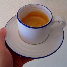 Espresso. Servido?