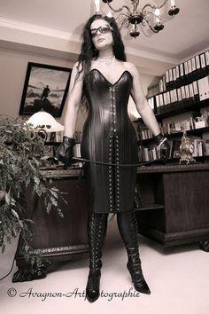 aff3ab48718 Delicious leather corset dress Corset Dresses