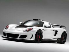 Gemballa Porsche Mirage GT Carbon Edition