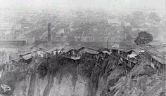 Primeira favela brasileira surgiu há 120 anos-: Ainda sem nome, a área ocupada logo ganhou um apelido dos ex-combatentes. O conglomerado de pequena...