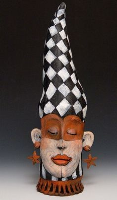 Clay Sculpture Artists | Clay Sculpture by American artist Victoria Sexton