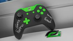 Win this demo OpTic Gaming SCUF, signed after XGames!