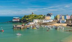 In photos: Perfect Pembrokeshire - Britain Magazine St Davids Cathedral, Cool Places To Visit, Places To Go, Stay In A Castle, Pembrokeshire Wales, Visit Britain, Destin Beach, South Wales, Wonderful Places