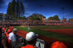Oregon State Baseball by b.a.photography, via Flickr