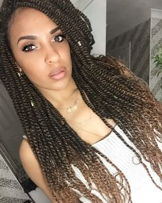 Ideas Crochet Braids Marley Hair Blown Out Protective Styles For 2019 Latest Braided Hairstyles, Easy Updo Hairstyles, Protective Hairstyles, Crochet Braids Marley Hair, Crochet Braids Hairstyles, Crochet Hair, Afro Braids, Twist Braids, Crochets Braids
