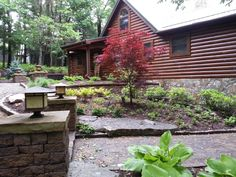 Pipers Gap, Virginia.  Designed and installed by Brown Landscaping & Construction, Inc. in 2010.