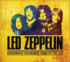 The Story of Led Zeppelin recounts the history of the band in words from a man who witnessed many of their finest concerts, images from the cream of contemporary photographers, and rare memorabilia that is hugely evocative of the era. £14.99