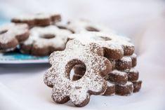 Canestrelli al cacao senza glutine friabili e con i tuorli sodi Cacao, Soda, Cookies, Desserts, Crack Crackers, Tailgate Desserts, Beverage, Deserts, Soft Drink