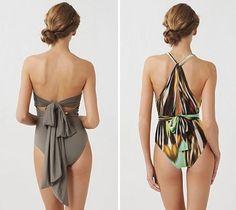 Beautiful bathing suits fade but style always remains coco chanel Cute Swimsuits, Women Swimsuits, Looks Style, Style Me, Le Train Bleu, Beachwear, Swimwear, Bikini Fashion, Fashion Fashion