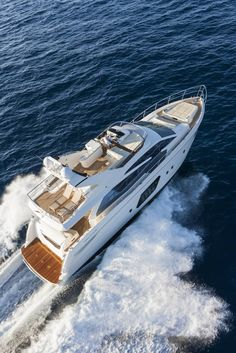 Absolute FlyBridge Yachts 64FLY