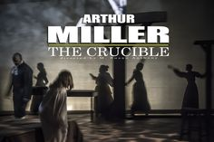 The Crucible is being performed at DePauw featuring alumnus David Cryer '58
