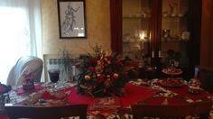 Rispolverare le #atmosfere natalizie in previsione delle prossime #festività. #noiciamiamoanchecosi #homemade #natale2015