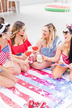 This year I wanted to share an easy and fun DIY Dr. Pepper Float station for your next of July party. Check out how you can recreate this of July inspired Dr. Pepper Float station below! Heart Shaped Sunglasses, 4th Of July Decorations, Red Swimsuit, Blue Party, Dr Pepper, 4th Of July Party, Petite Women, Party Fashion, Fashion Outfits