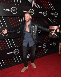 Julian Edelman Photos Photos - NFL player Julian Edelman attends the BODY at The EPYS Pre-Party at Avalon Hollywood on July 11, 2017 in Los Angeles, California. - BODY at the ESPYS Pre-Party - Arrivals