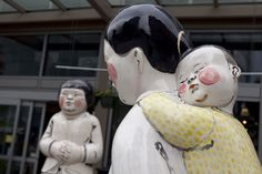 Akio Takamori ceramic sculpture