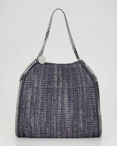 stella mccartney bag - love the woven texture