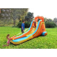 Sportspower Single Water Slide - Walmart.com
