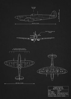 Awesome metal posters that will make any wall stand out! Supermarine Spitfire, Nose Art, Aviation Art, Science, Military Art, Art Tips, Compass Tattoo, Art Sketches, Poster Prints