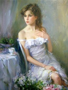 konstantin razumov -  - Glamorous Paintings by Konstantin Razumov