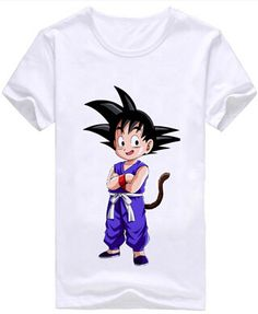 Men / kids anime Dragon Ball caual t shirt Mens & women Son Goku son go ten Kame Sennin printed t shirt men camisetas tee shirt-inT-Shirts from Men's Clothing & Accessories on Aliexpress.com | Alibaba Group