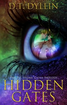 Hidden Gates (The P.J. Stone Gates Trilogy #1). Isn't this the most stunning book cover?