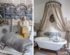salle de bain by missdco on pinterest tubs cement tiles. Black Bedroom Furniture Sets. Home Design Ideas