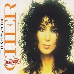 The Spectacular Cher In Concert (CD) #cher