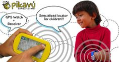 Pikavu GPS tracker teaches kids to abandon privacy for safety
