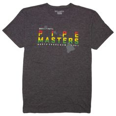 Pipe Type t-shirt, by #Billabong (http://us.billabong.com/shop/product/mens-tees/pipe-type-ss?color=BKH)