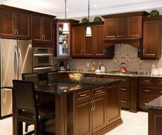 wandfarbe k che ausw hlen 70 ideen wie sie eine wohnliche k che gestalten pinterest. Black Bedroom Furniture Sets. Home Design Ideas