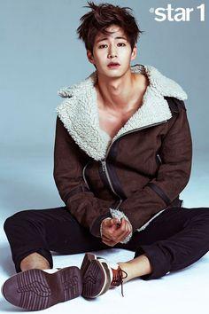 Song Jae Rim - @ Star1 Magazine December Issue '14