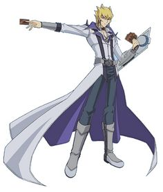 This thread is for characters from all four of the Yu-Gi-Oh series, including original characters