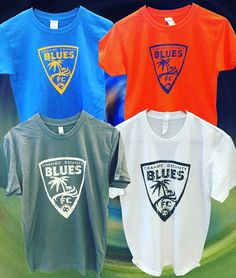 Oooooo we just got new gear 🎉😱😍What color will you be getting?! #OCB #USLRising #USL #Blues2016