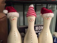 Image result for bowling pin upcycle
