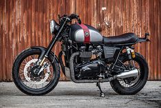 "When  Macco Motors built their No. 3 Triumph Bonneville named ""Dusty Pearl"", they created a machine that would inspire customers from around the world to send the Spanish workshop orders for a Macc…"