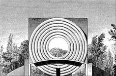 Claude Nicolas Ledoux (1736 - 1806) Paper Architecture, Architecture Drawings, Historical Architecture, Classical Architecture, Claude Nicolas Ledoux, Antoine Laurent, Plan Paris, Modern Drawing, Architectural Sculpture