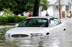 Ten Steps to Follow if Your Car is in a Flood: Flood water can cause extensive (and unseen) damage