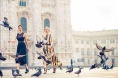 THE GLAM DUOMO | Fabulous Muses