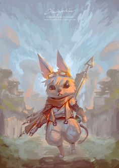 """Artist Chun-Yu Robin Lin - """"Character conceptualization draft version 2, let me know what you think""""   #art #digitalart #freelancetalents #freelance_talents #artist #featured"""