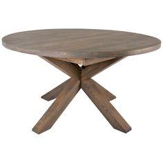 Bordeaux matbord ek 140 cm