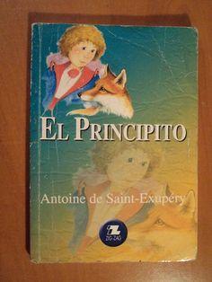 El Principito - Antonie de Saint-Extupéry