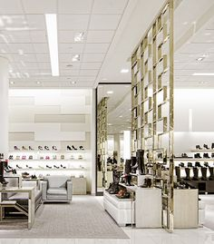 Macys Oakbrook Womens Shoe Department, Oakbrook (A.R.E Awards)