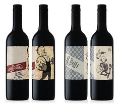Mollydooker wines - McLaren Vale, Australia - hands-down THE best!  First had a Mollydooker wine, The Boxer, at Delmonicos at the Venetian in Las Vegas.